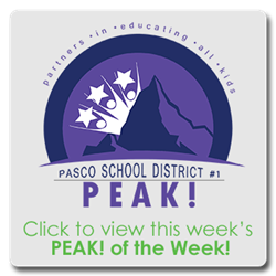 View this week's peak of the week.