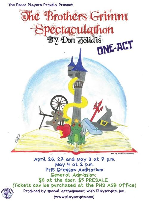 Pasco High Players Present: The Brothers Grimm Spectaculathon