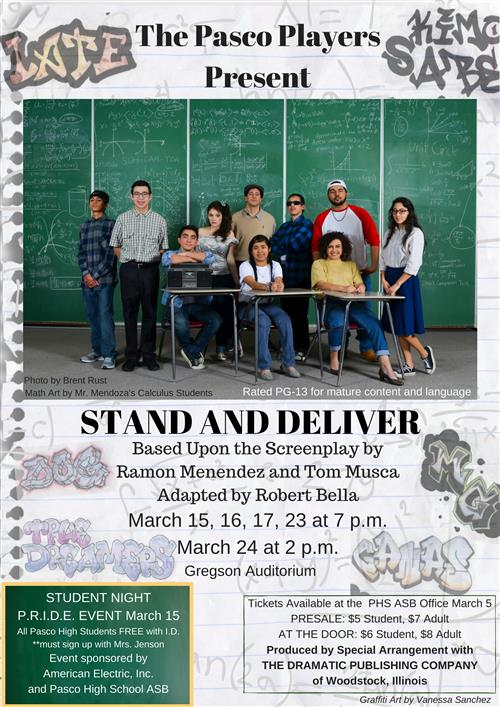 Stand And Deliver Real Students