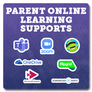 Parent Online Learning Supports