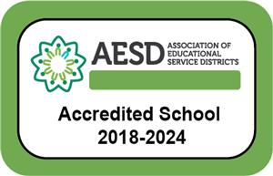AESD ACCREDITED