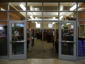 chs library frontdr