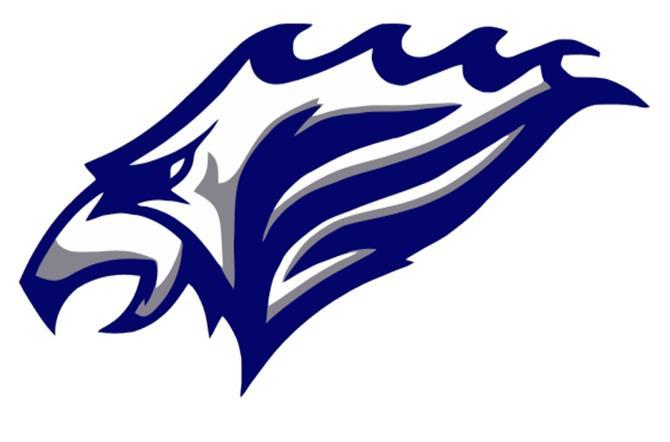 riverhawk head logo