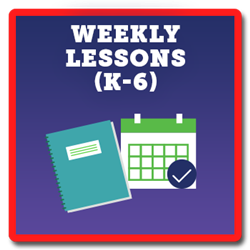 weekly lessons k-6