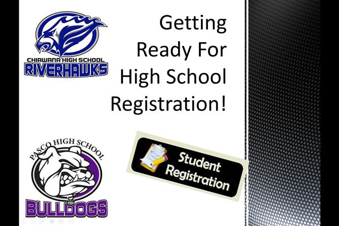 High School Registration Now OPEN for All 8th Grade Students