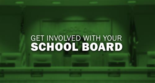 Get Involved with your School Board