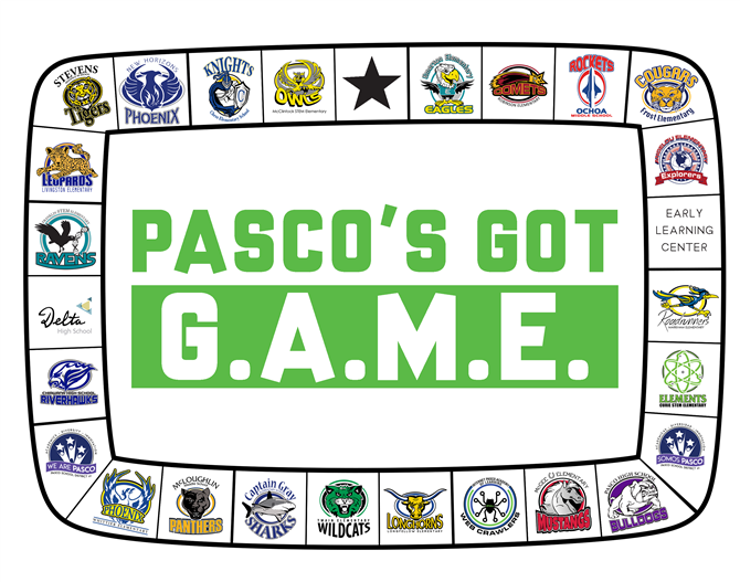 Pasco's Got GAME