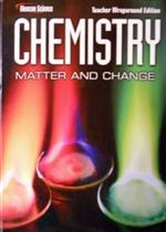 Glencoe Science: Chemistry Matter and Change