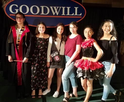 CHS DECA & FCCLA PROJECT GOODWILL