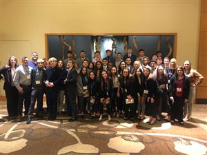 CHS DECA STUDENTS GO TO STATE