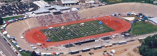 Whole Stadium