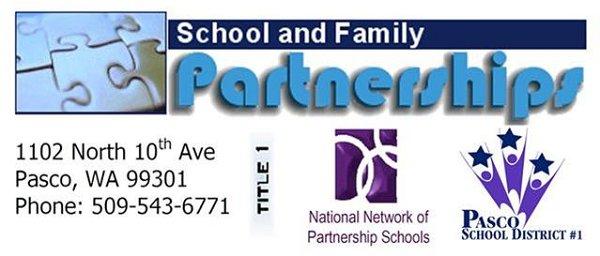 School & Family Partnerships