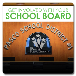 Get involved with your school board.