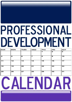 Professional Development Calendar