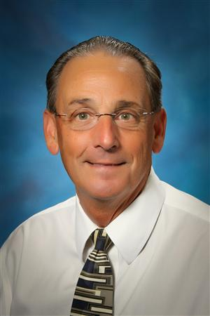 John Morgan, Assistant Superintendent of Operations